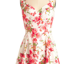 blossom, cute, and dress image