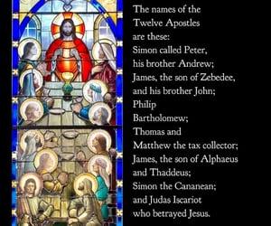 bible, gospel, and jesus image