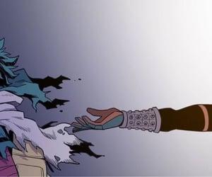 midoriya, bakugo, and anime image