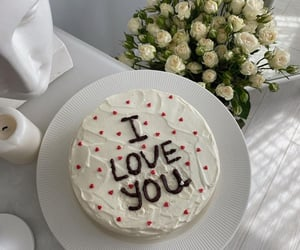 cake and i love u image