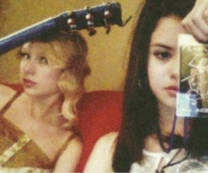 Taylor Swift, selena gomez, and taylena image