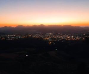 landscape, sunset, and paisagem image