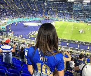 calcio, roma, and azzurri image