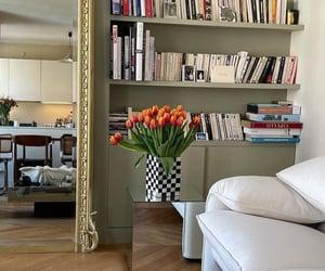 alternative, apartment, and books image