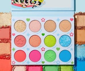 beauty, eyeshadow, and colourpop cosmetics image
