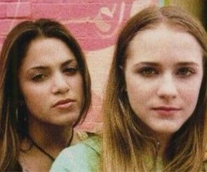 Evan Rachel Wood, nikki reed, and 2000s image