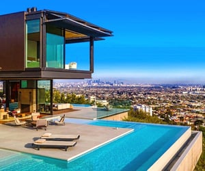 Beverly Hills, california, and city life image