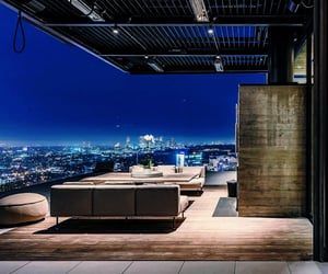 Beverly Hills, california, and city lights image