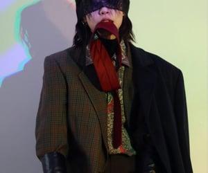 blindfold, tie, and miya image