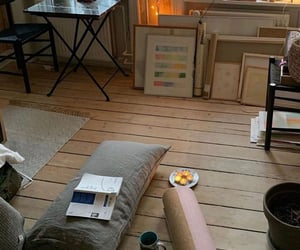home, house, and meditation image