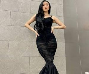 dress and elegant image