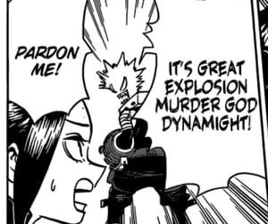 manga, momo, and katsuki image