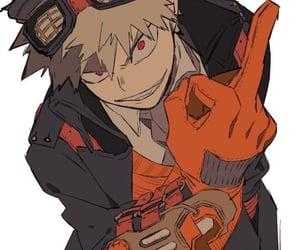 handsome, anime, and boku no hero academia image
