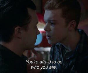 brave, cameron monaghan, and mickey milkovich image
