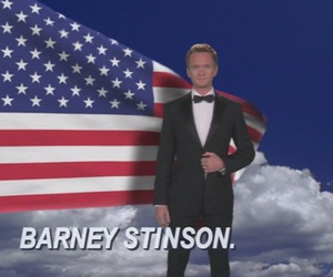 Barney Stinson and himym image