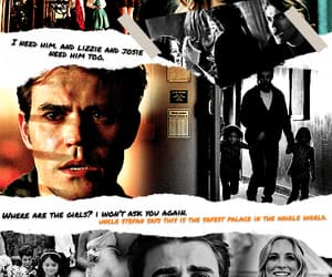 gif, the vampire diaries, and stefan salvatore image