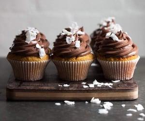 cake, cakes, and cupcake image