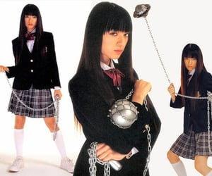 Chiaki Kuriyama and Gogo Yubari image