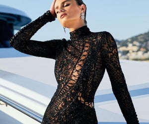 cannes, model, and taylor hill image