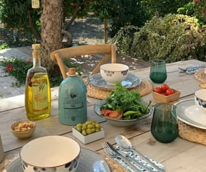 food, italy, and lunch image