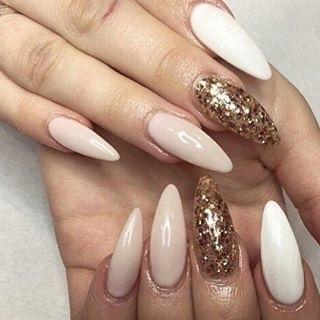 fashion, acrylic nails, and nail art design image