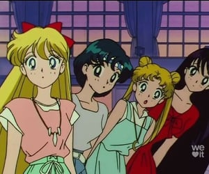 90's, ami, and anime image