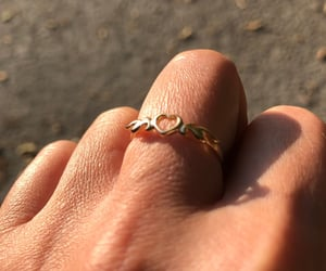 earth, gift, and ring image