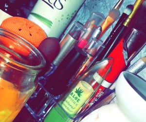 Algeria, maquillage, and dz image