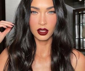 actress, selfie, and dark lips image