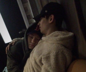 cuties, han seungwoo, and hug image