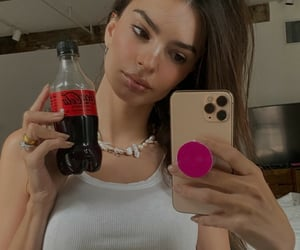 coca cola, coca-cola, and emily image