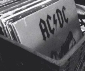 music, ACDC, and ac dc image
