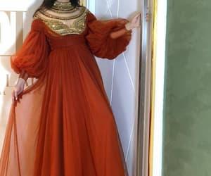 a line prom dress, vestido de fiesta, and beaded prom dress image