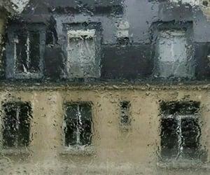 rain, aesthetic, and city image