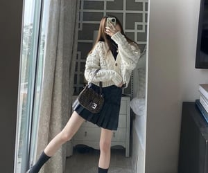 cute outfit, k fashion, and k style image