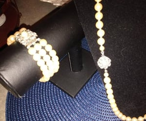 etsy, faux pearl, and set image