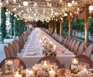 wedding, aesthetic, and decor image