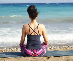 lifestyle, mental health, and how to meditate image