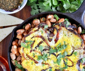 breakfast, food, and iraq image