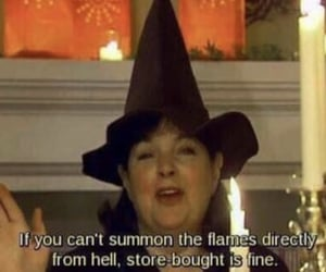 quotes and witch image