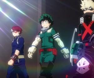 anime, mha, and boku no hero academia image