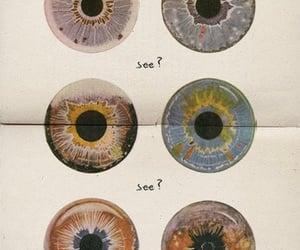 theme, eyes, and art image