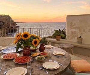 food, <img alt= src=, and sunset image