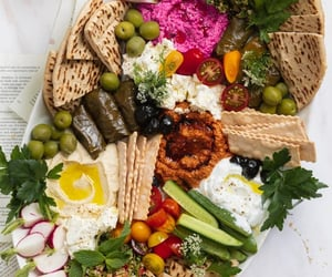 entertaining, food, and appetizers image