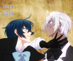anime, inspiration, and vanitas no carte image