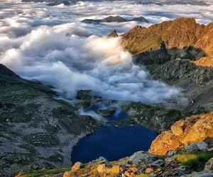 belleza, naturaleza, and nubes image
