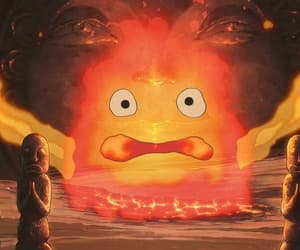 ghibli and howl's moving castle image