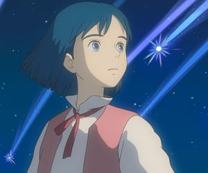 anime, ghibli, and movie image