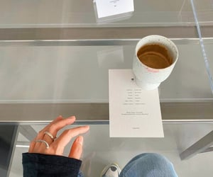 beige, cafe, and white image