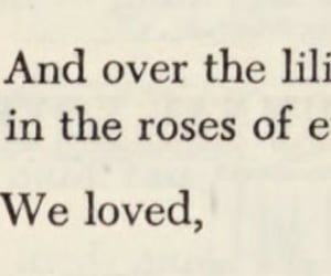 beautiful, old, and poetry image